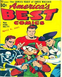 America's Best Comics : Issue 19 Volume Issue 19 by Better/Nedor/Standard/Pines Publications