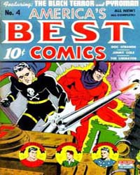 America's Best Comics : Issue 4 Volume Issue 4 by Better/Nedor/Standard/Pines Publications
