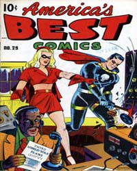 America's Best Comics : Issue 29 Volume Issue 29 by Better/Nedor/Standard/Pines Publications