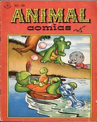 Animal Comics : Issue 24 Volume Issue 24 by Kelly, Walt