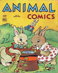 Animal Comics : Issue 8 Volume Issue 8 by Kelly, Walt