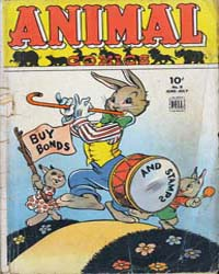 Animal Comics : Issue 9 Volume Issue 9 by Kelly, Walt