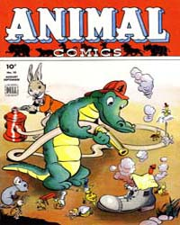 Animal Comics : Issue 10 Volume Issue 10 by Kelly, Walt