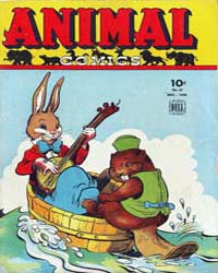 Animal Comics : Issue 12 Volume Issue 12 by Kelly, Walt
