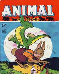 Animal Comics : Issue 13 Volume Issue 13 by Kelly, Walt