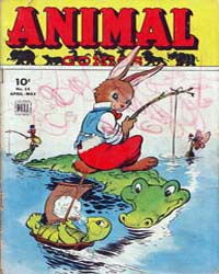 Animal Comics : Issue 14 Volume Issue 14 by Kelly, Walt