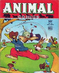 Animal Comics : Issue 16 Volume Issue 16 by Kelly, Walt