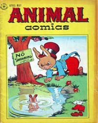 Animal Comics : Issue 20 Volume Issue 20 by Kelly, Walt