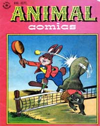 Animal Comics : Issue 22 Volume Issue 22 by Kelly, Walt