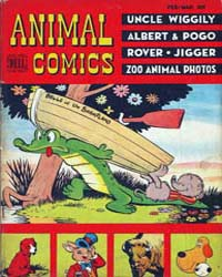 Animal Comics : Issue 25 Volume Issue 25 by Kelly, Walt
