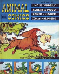Animal Comics : Issue 27 Volume Issue 27 by Kelly, Walt