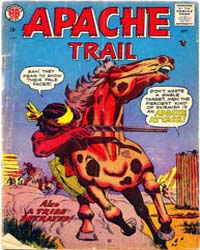 Apache Trail : Issue 1 Volume Issue 1 by Ajax-Farrel Publications