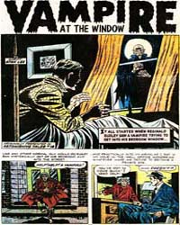 Astonishing : Vampire at the Window : Is... Volume Issue 18 by Rosen, Hy