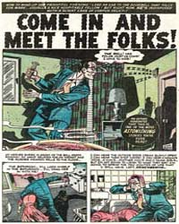 Astonishing : Come in and Meet the Myste... Volume Issue 26 by Forte, John