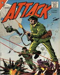 Attack : Issue 55 Volume Issue 55 by Charlton Comics