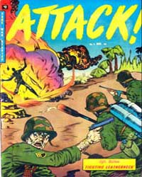 Attack : Issue 4 Volume Issue 4 by Youthful Magazines