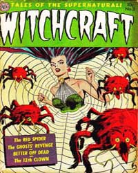Witchcraft: Issue 3 Volume Issue 3 by Avon Comics