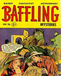 Baffling Mysteries : Issue 6 Volume Issue 6 by Ace Comics