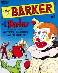 The Barker: Issue 2 Volume Issue 2 by Quality Comics