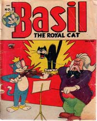 Basil the Royal Cat : Issue 3 Volume Issue 3 by St. John Publications