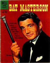 Bat Masterson : Issue 5 Volume Issue 5 by Dell Comics