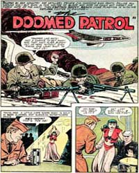 American Air Forces : The Doomed Patrol ... Volume Issue 7 by Powell, Bob