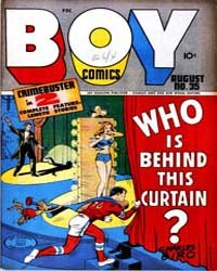 Boy Comics : Issue 35 Volume Issue 35 by Lev Gleason Publications