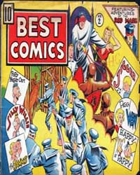 Best Comics : Issue 2 Volume Issue 2 by Better/Nedor/Standard/Pines Publications