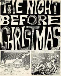Drag Cartoons : The Night before Christm... by Millar, Pete