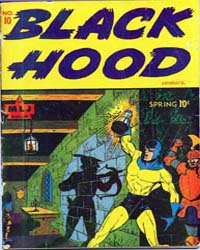 Black Hood Comics : Issue 10 Volume Issue 10 by Mlj/Archie Comics