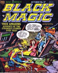 Black Magic : Issue 17 Volume Issue 17 by Prize Comics Group