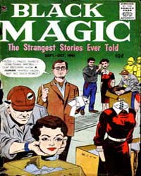 Black Magic : Issue 49 Volume Issue 49 by Prize Comics Group