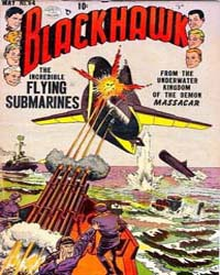 Blackhawk : Issue 64 Volume Issue 64 by Quality Comics