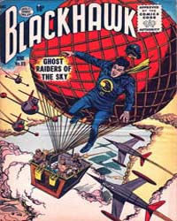 Blackhawk : Issue 89 Volume Issue 89 by Quality Comics