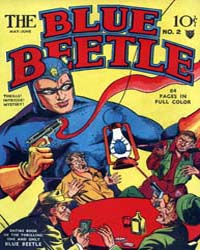 The Blue Beetle: Issue 2 Volume Issue 2 by Nicholas, Charles