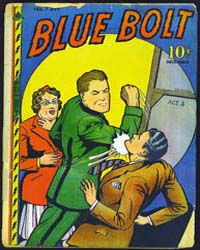 Blue Bolt : Vol. 7, Issue 7 Volume Vol. 7, Issue 7 by Simon, Joe