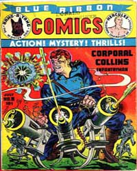 Blue Ribbon Comics : Issue 5 Volume Issue 5 by Mlj/Archie Comics