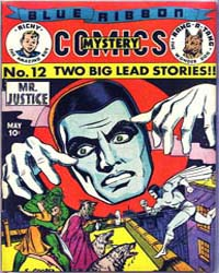 Blue Ribbon Comics : Issue 12 Volume Issue 12 by Mlj/Archie Comics