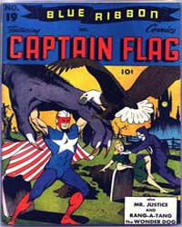 Blue Ribbon Comics : Issue 19 Volume Issue 19 by Mlj/Archie Comics