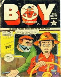 Boy Comics : Issue 73 Volume Issue 73 by Lev Gleason Publications