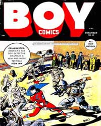 Boy Comics : Issue 13 Volume Issue 13 by Lev Gleason Publications