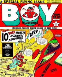 Boy Comics : Issue 65 Volume Issue 65 by Lev Gleason Publications