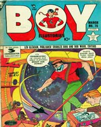 Boy Comics : Issue 75 Volume Issue 75 by Lev Gleason Publications