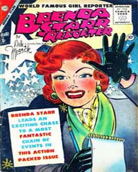 Brenda Starr : Issue 15 Volume Issue 15 by Charlton Comics