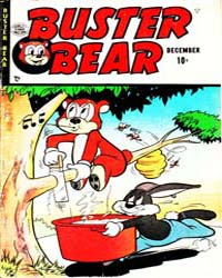 Buster Bear : Issue 1 Volume Issue 1 by Quality Comics
