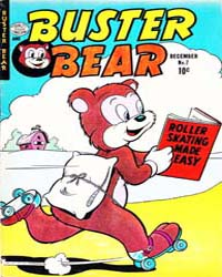 Buster Bear : Issue 7 Volume Issue 7 by Quality Comics