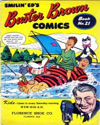 Buster Brown : Issue 21 Volume Issue 21 by Outcault, Richard Felton