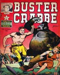 Buster Crabbe : Issue 8 Volume Issue 8 by Eastern Color Printing Company