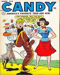 Candy : Issue 46 Volume Issue 46 by Qualtiy Comics