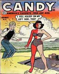 Candy : Issue 51 Volume Issue 51 by Qualtiy Comics